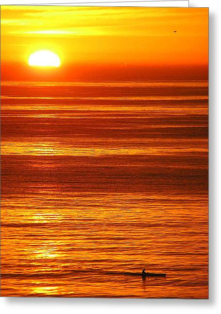 Cape Town Greeting Cards - Cape Town Magic Greeting Card by Michael Durst