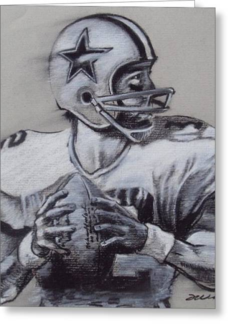 Staubach Greeting Cards - Capitan America Greeting Card by Jim Wetherington