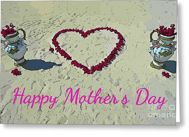 All Occasion Card  Greeting Cards - Card for Mothers Day Greeting Card by John Malone