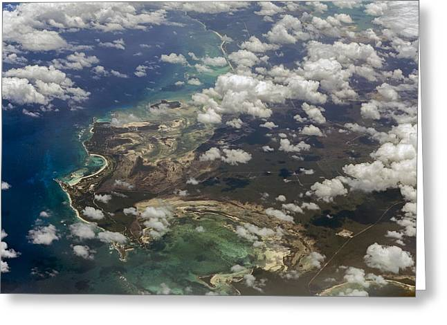 Office Space Greeting Cards - Caribbean Adventure Greeting Card by Betsy C  Knapp