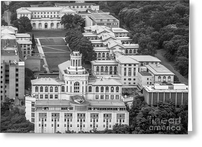 Mellon Greeting Cards - Carnegie Mellon University Campus Greeting Card by University Icons