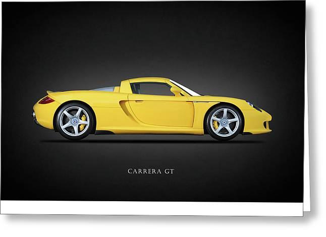T Shirts Greeting Cards - Carrera GT Greeting Card by Mark Rogan