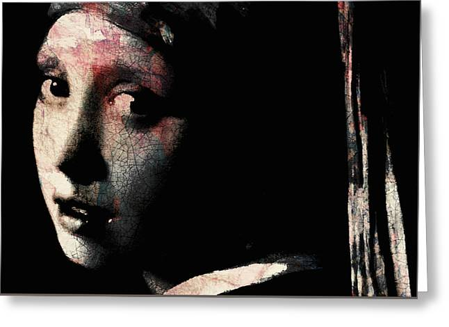 Catch Your Dreams Before The Slip Away Greeting Card by Paul Lovering