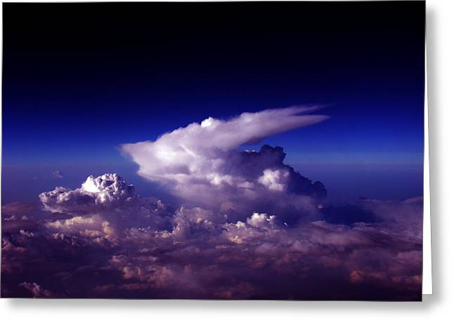Aviation Photography Greeting Cards - Cb1.721 Greeting Card by Strato  ThreeSIXTY