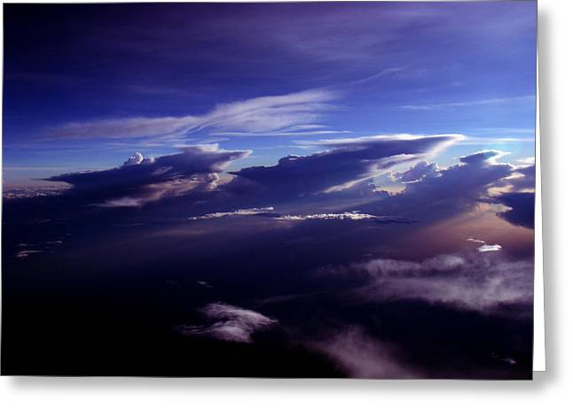 Aviation Photography Greeting Cards - Cb2.229 Greeting Card by Strato  ThreeSIXTY