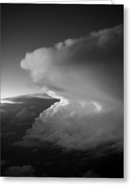 Aviation Photos Greeting Cards - Cb3.988 Greeting Card by Strato  ThreeSIXTY