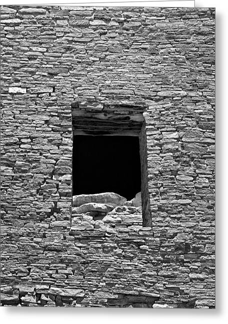 Chaco Canyon Greeting Cards - Chaco Eleven Greeting Card by Paul Basile