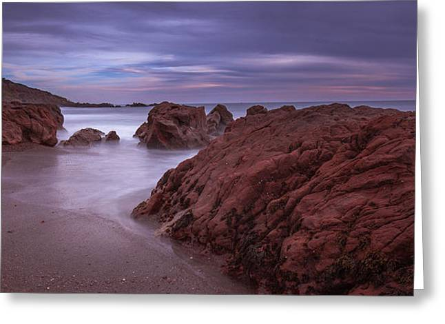 Cambria Greeting Cards - Changing Light Greeting Card by Tim Bryan
