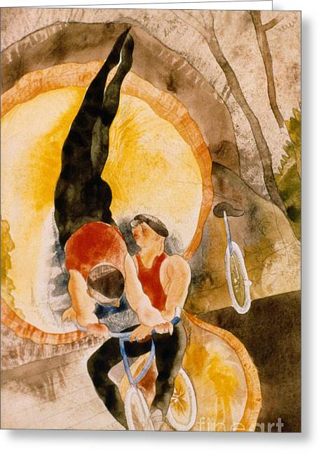 Demuth Greeting Cards - Charles Demuth Greeting Card by Granger