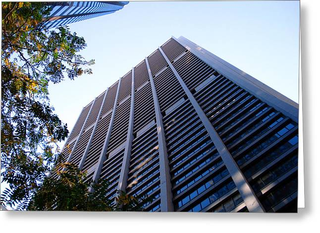 Chase Tower Chicago Greeting Card by DB Artist