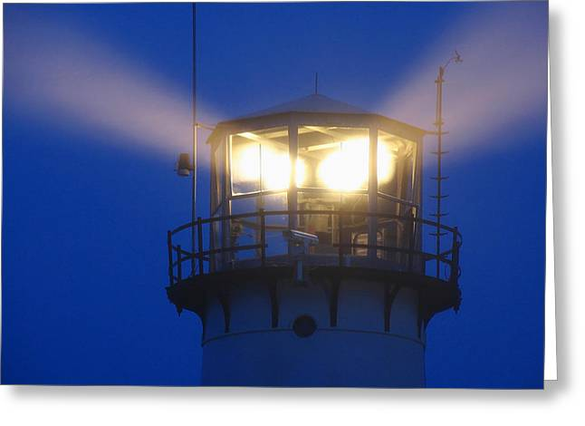 Best Sellers -  - Chatham Greeting Cards - Chatham Light Greeting Card by Juergen Roth