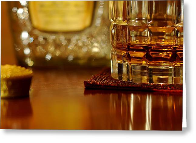 Cheers Greeting Card by Lois Bryan