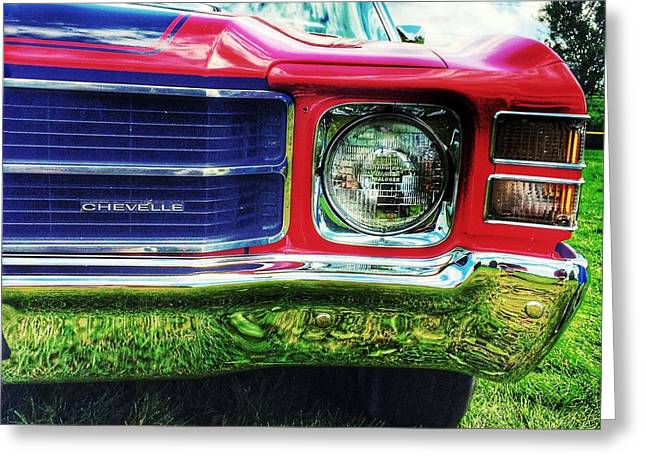 Chevelle Greeting Card by Jame Hayes