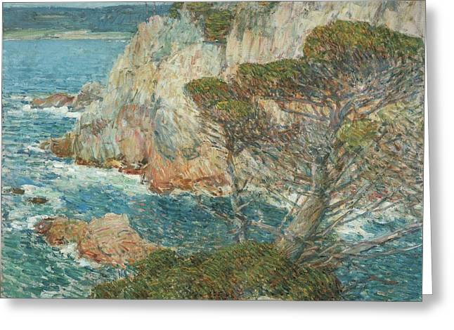 Childe Hassam Greeting Card by Eastern Accent