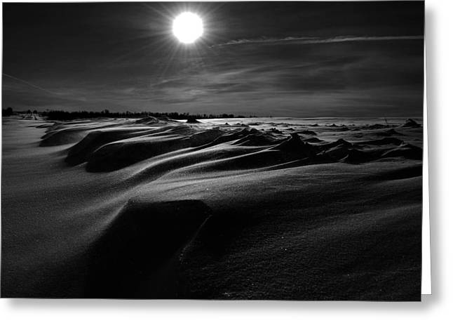 Freelance Photographer Photographs Greeting Cards - Chills Of Comfort Greeting Card by Jerry Cordeiro