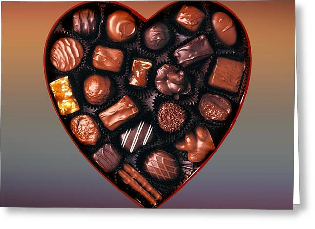 Chocolate 1 Greeting Card by Movie Poster Prints