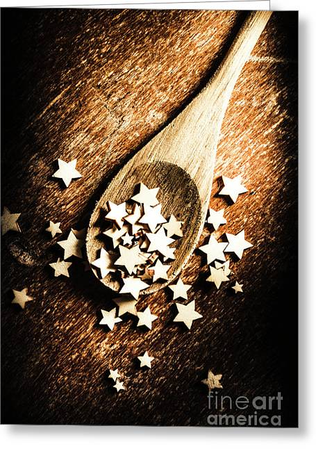Christmas Cooking Greeting Card by Jorgo Photography - Wall Art Gallery