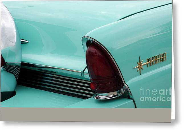 Car Grill Greeting Cards - Classic Cars Beauty Of Design 23 Greeting Card by Bob Christopher