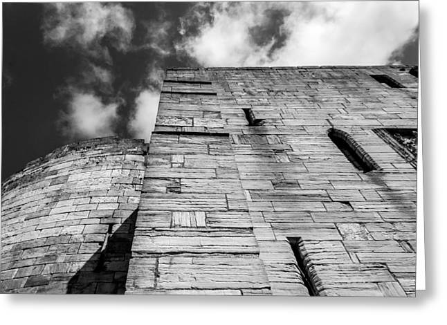 Monolith Greeting Cards - Cliffords Monolith Greeting Card by Robert Davie