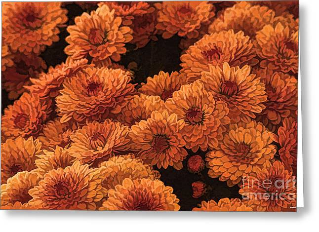 Artistic Photography Greeting Cards - Clockwork Orange Greeting Card by Tom Prendergast