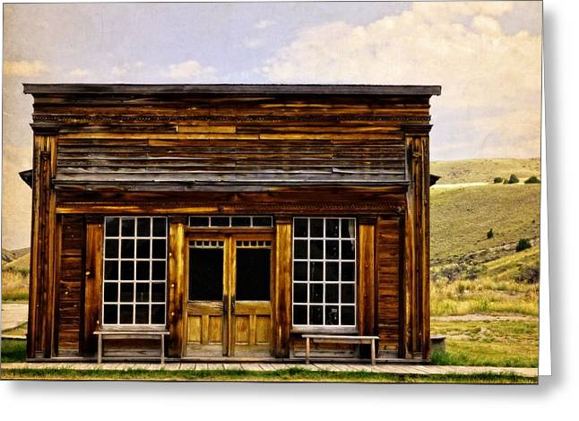 ist Photographs Greeting Cards - Closed Forever Greeting Card by Image Takers Photography LLC - Laura Morgan