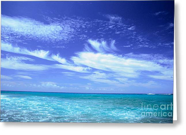 Colorful Cloud Formations Greeting Cards - Cloud Formations Greeting Card by Erik Aeder - Printscapes