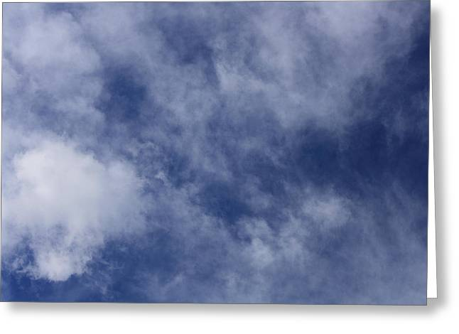 Clouds 5 Greeting Card by Teresa Mucha