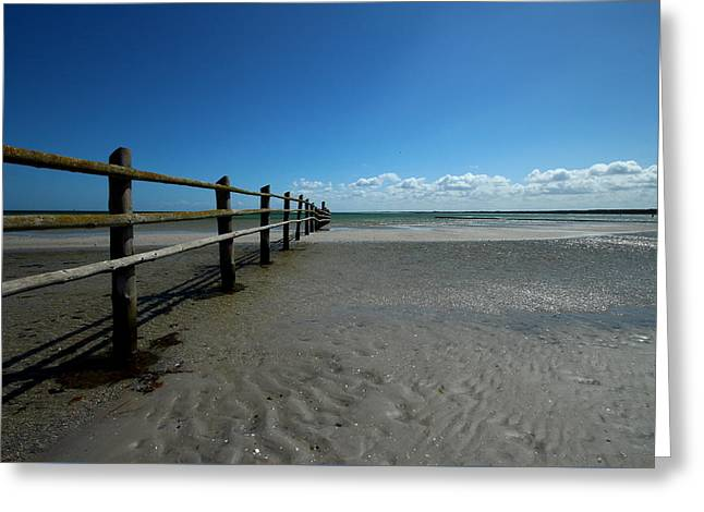 Baltic Sea Greeting Cards - Clouds Greeting Card by Heike Hultsch