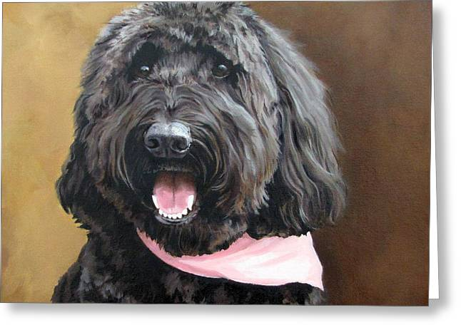 Sandra Chase Greeting Cards - Coal Greeting Card by Sandra Chase