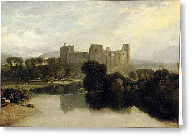 Cocker Greeting Cards - Cockermouth Castle Greeting Card by Joseph Mallord William Turner