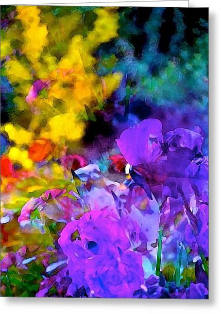 Pamela Cooper Greeting Cards - Color 102 Greeting Card by Pamela Cooper