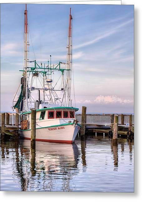 Biloxi Greeting Cards - Colors of Biloxi Greeting Card by JC Findley