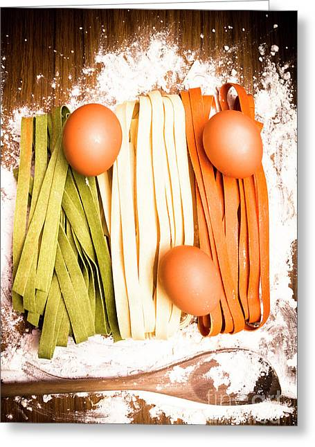 Cooking Up A Happy Face Greeting Card by Jorgo Photography - Wall Art Gallery