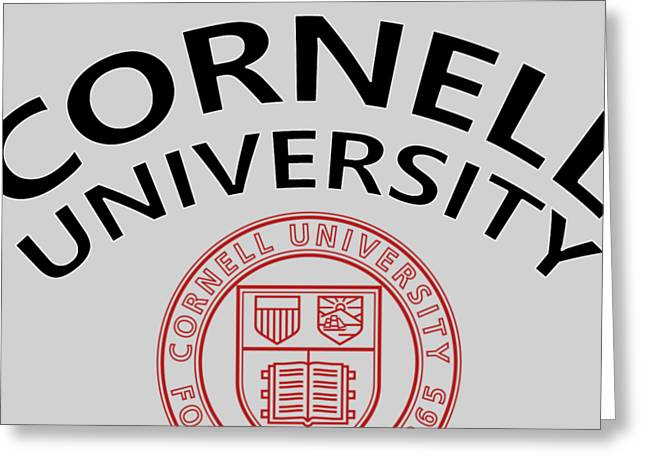 Cornell University Ithaca N Y Greeting Card by Movie Poster Prints