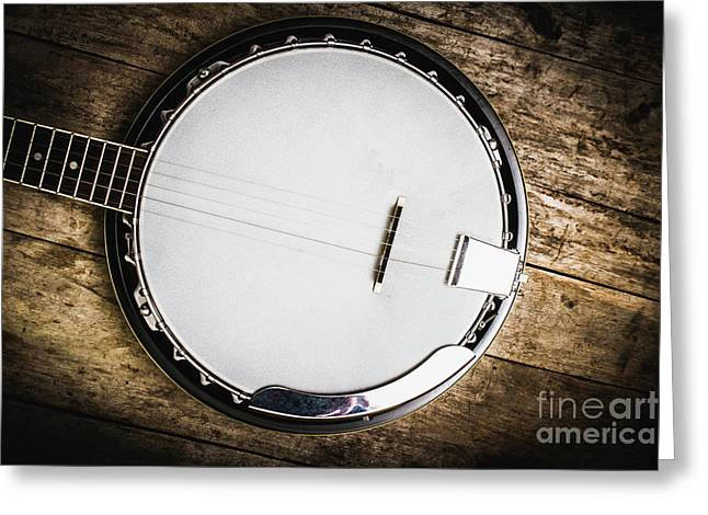 Country And Western Songs Greeting Card by Jorgo Photography - Wall Art Gallery