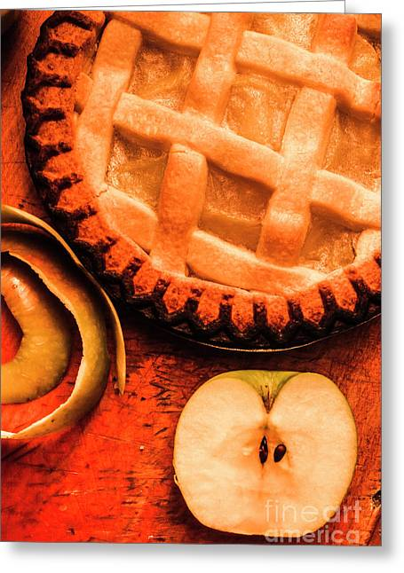 Country Style Baking Greeting Card by Jorgo Photography - Wall Art Gallery