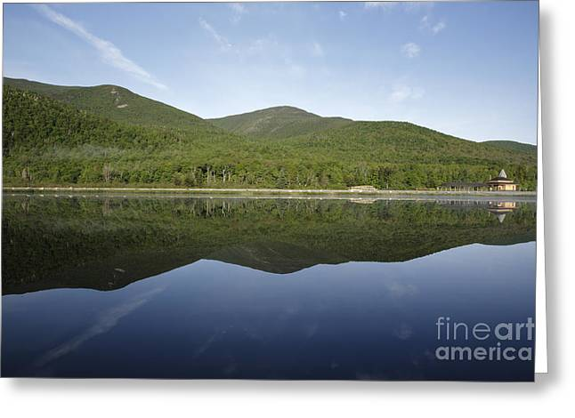 Crawford Notch Greeting Cards - Crawford Train Depot - White Mountains New Hampshire USA Greeting Card by Erin Paul Donovan