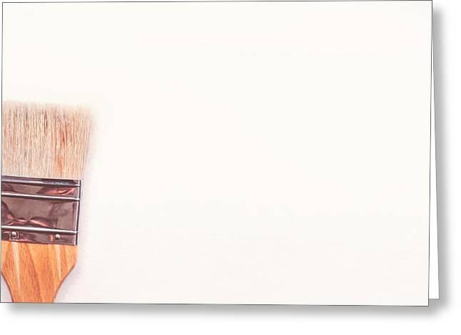 Creative Block Greeting Card by Scott Norris