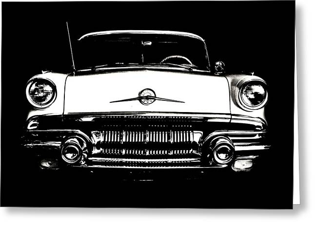 Cruisin' Greeting Card by Esther Kather