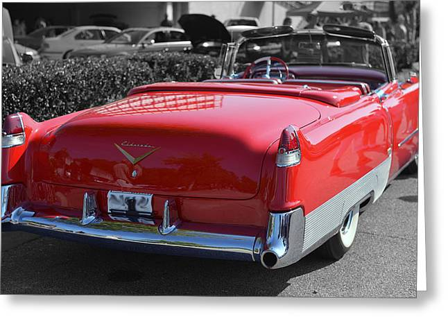 Jacksonville Greeting Cards - Cruising In Time Greeting Card by Anthony Baatz