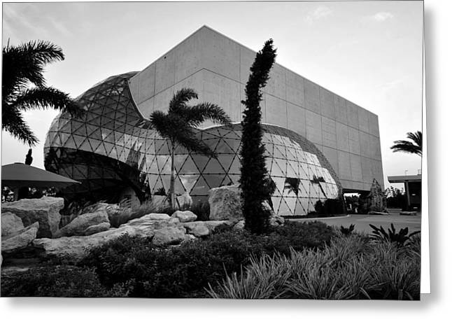 Dali Museum Greeting Cards - Dali Museum work number 6 Greeting Card by David Lee Thompson
