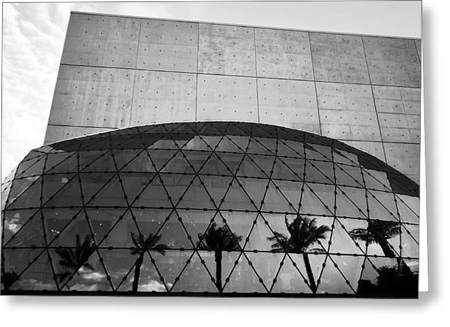 Dali Museum Greeting Cards - Dali Museum work number 9 Greeting Card by David Lee Thompson