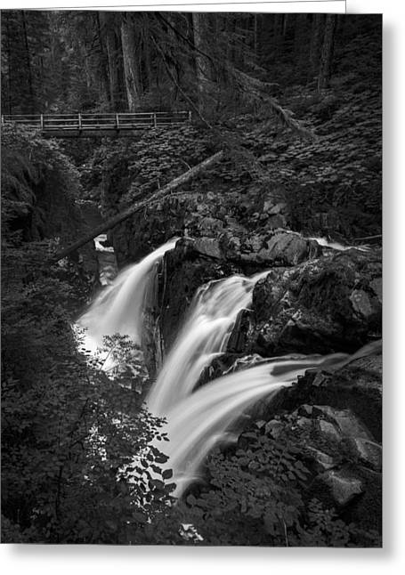 Original Photographs Greeting Cards - Dark Moment Greeting Card by Jon Glaser