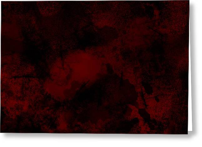 Intrigue Greeting Cards - Dark Mood Greeting Card by Jeff Iverson