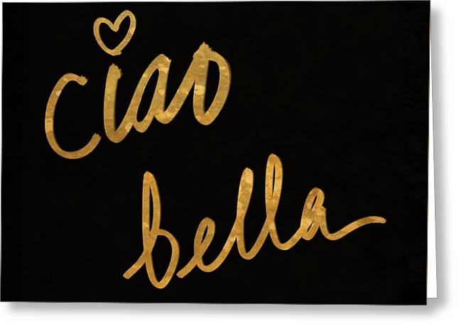 Darling Bella II Greeting Card by South Social Studio