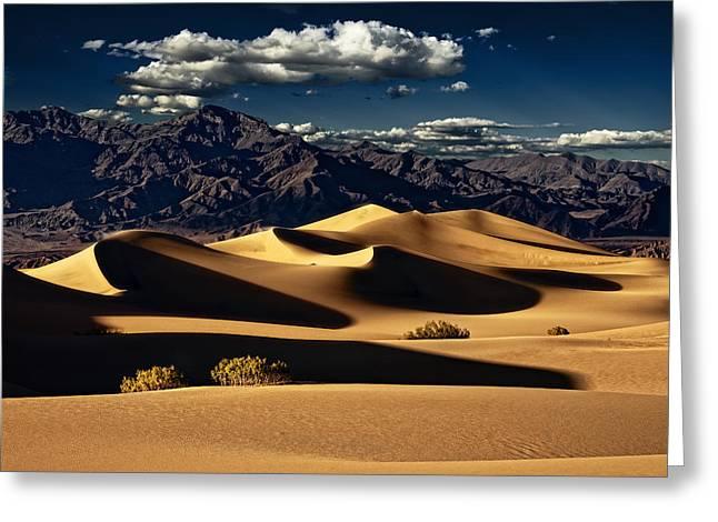 Desert Greeting Cards - Daylight Dreams Greeting Card by Matt Anderson