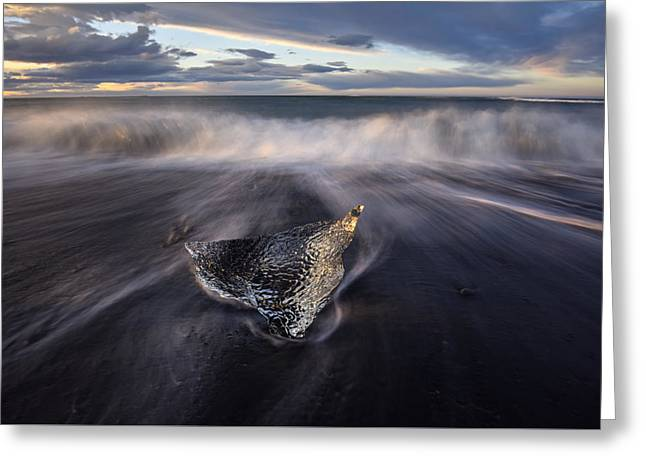 Exposure Greeting Cards - Delta Greeting Card by Dustin  LeFevre