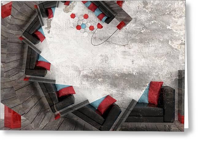 Aimelle Digital Art Greeting Cards - Design 111 Greeting Card by Aimelle