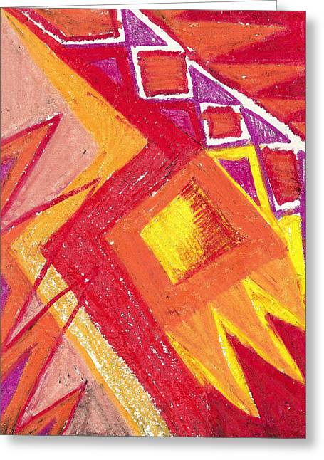 Jame Hayes Greeting Cards - Design 3 Greeting Card by Jame Hayes