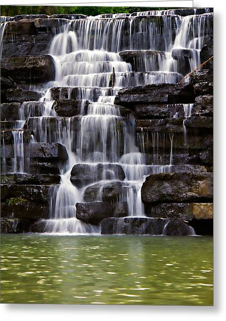 Recently Sold -  - Devils Den Greeting Cards - Devil Greeting Card by Lana Trussell